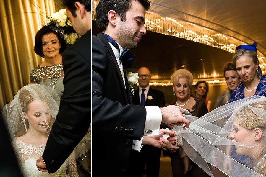 jewish bride groom dorchester hotel