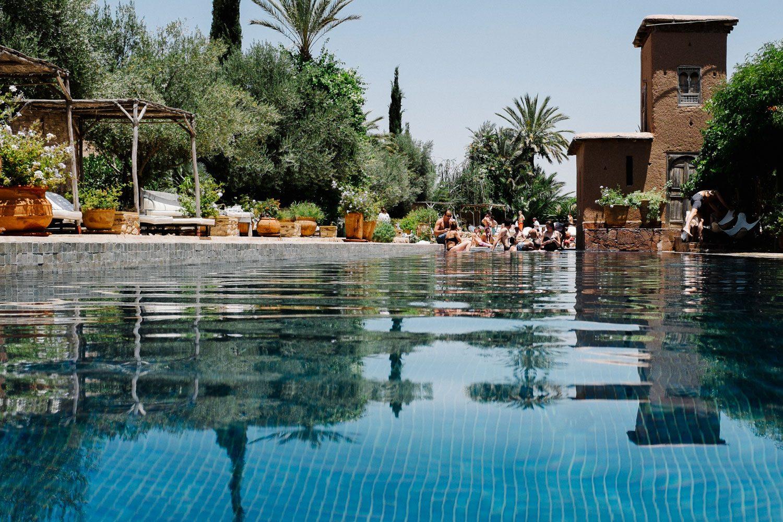 swimming pool beldi country club