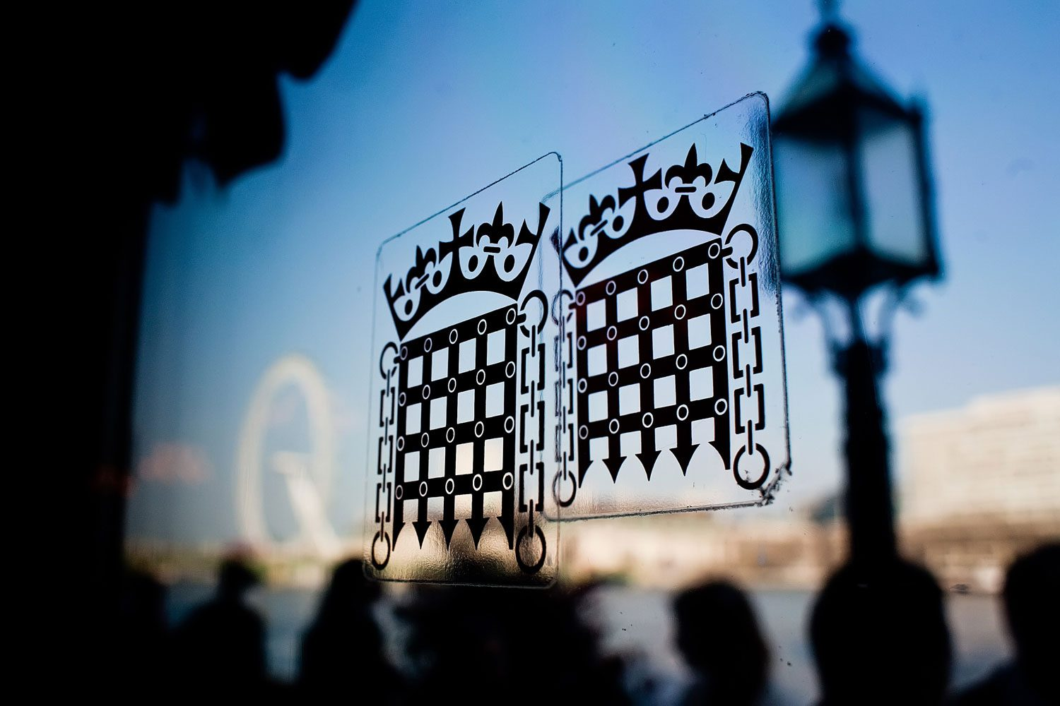 house of lords signage