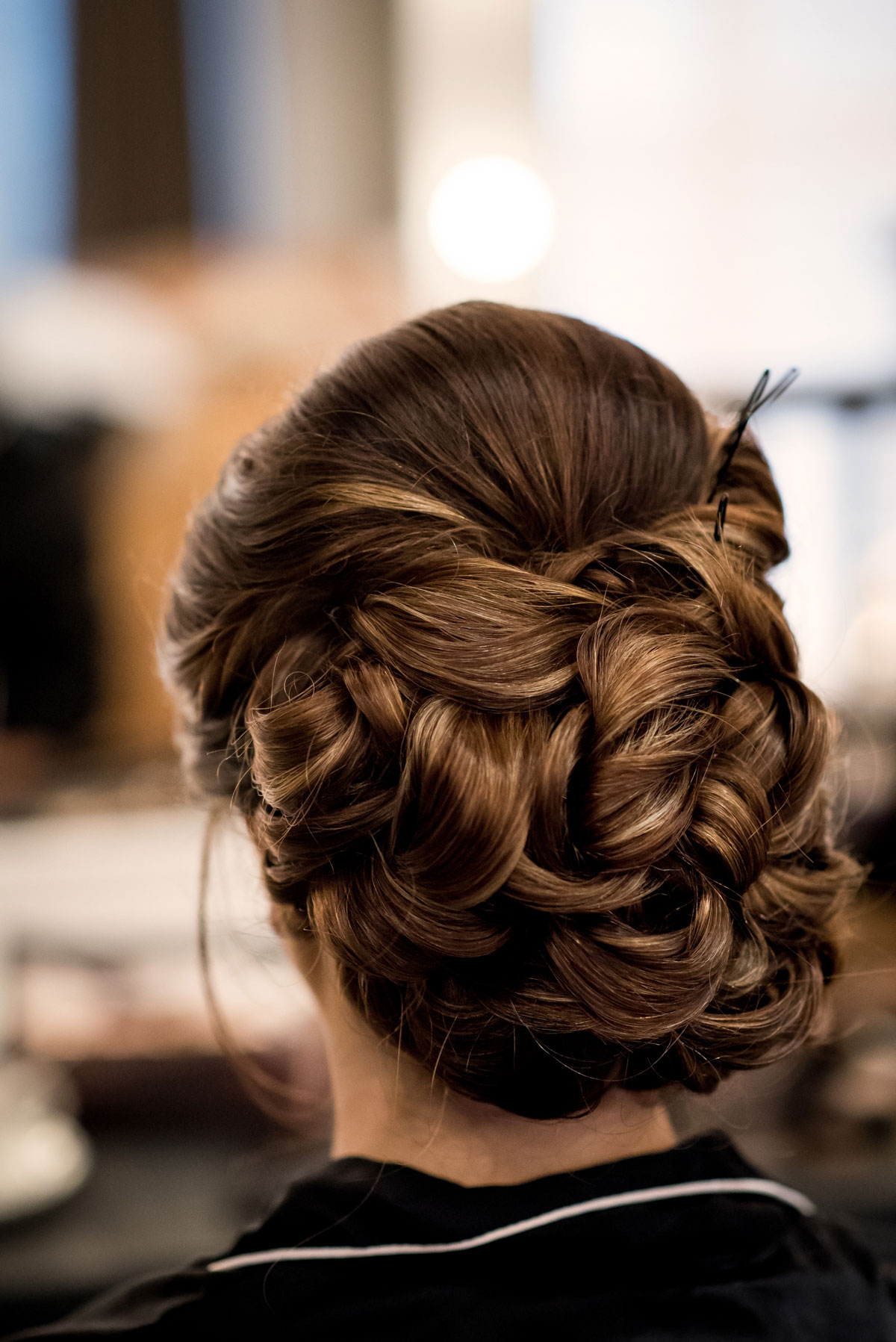 Lovely Hair wedding in london photos