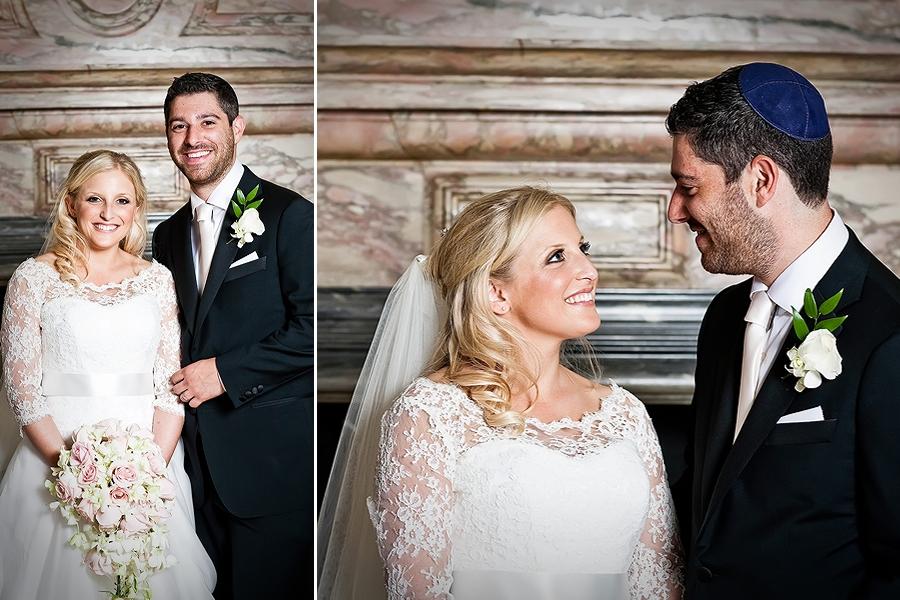bride groom landmark hotel weddings