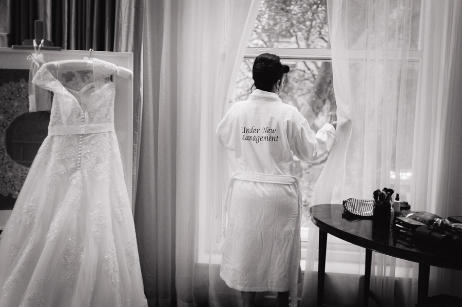 bride corinthia london wedding