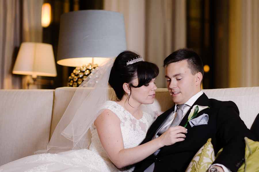 bride groom corinthia hotel london