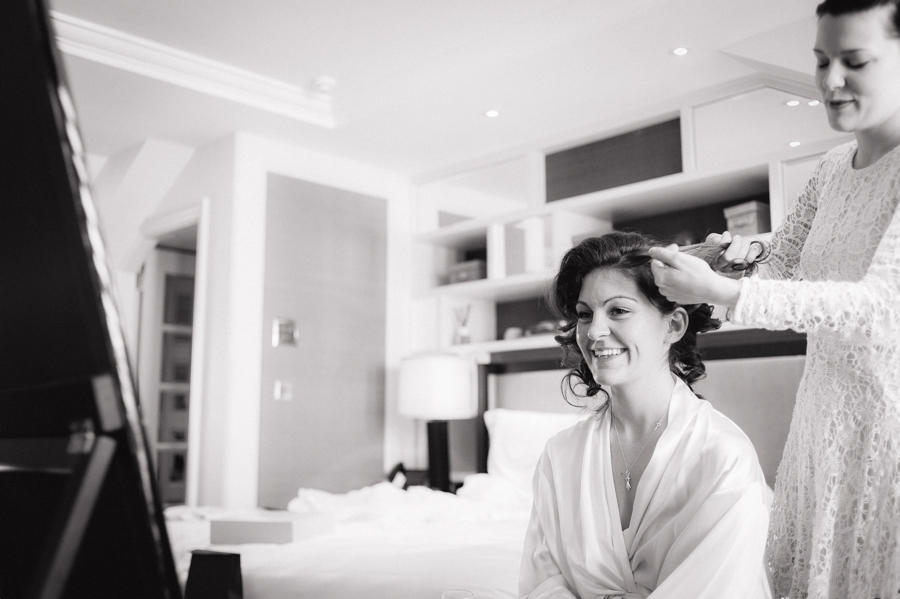 bridal preparations corinthia hotel london