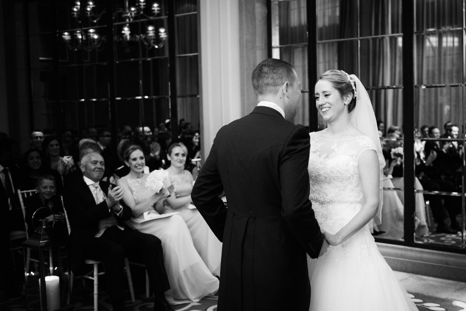 wedding ceremony corinthia london