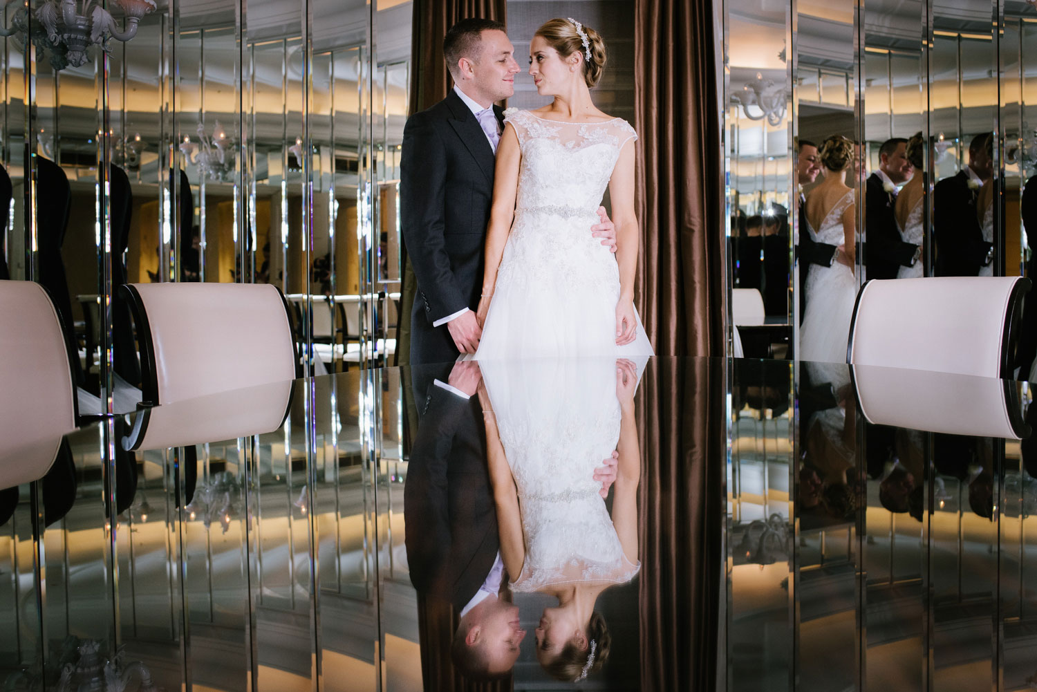 married atthe corinthia hotel