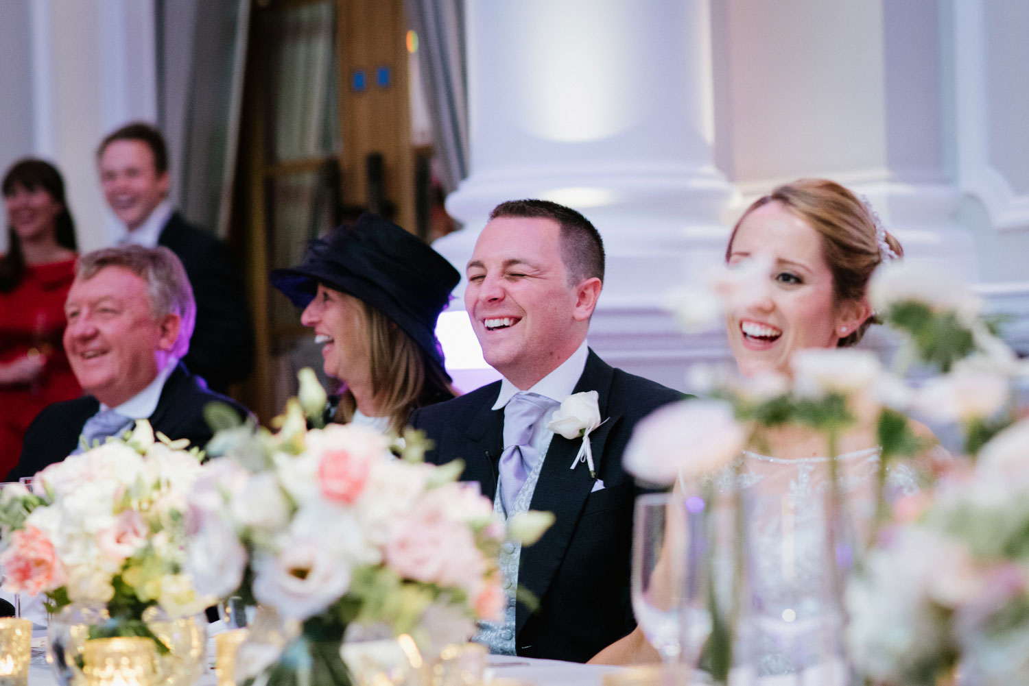wedding speeches corinthia london