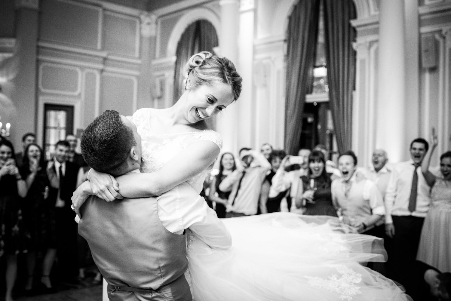 first dance corinthia hotel wedding