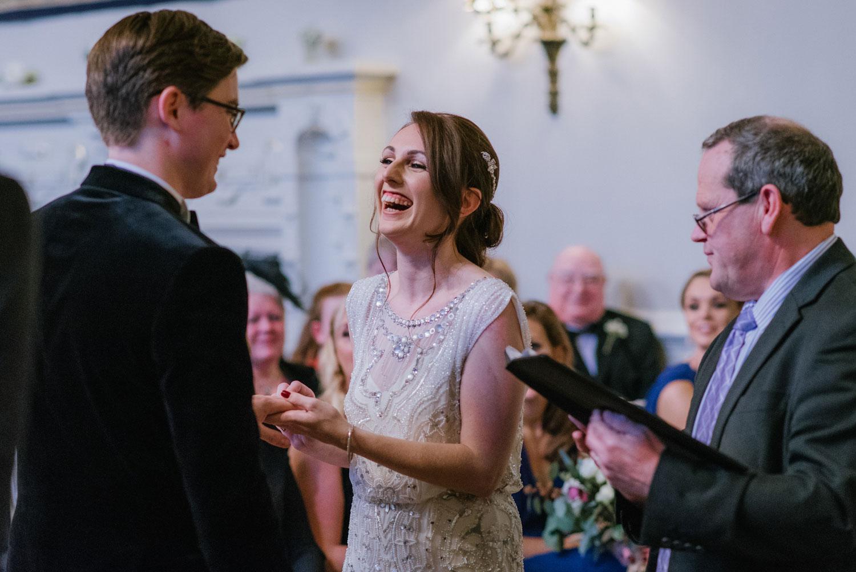 elmore court wedding ceremony