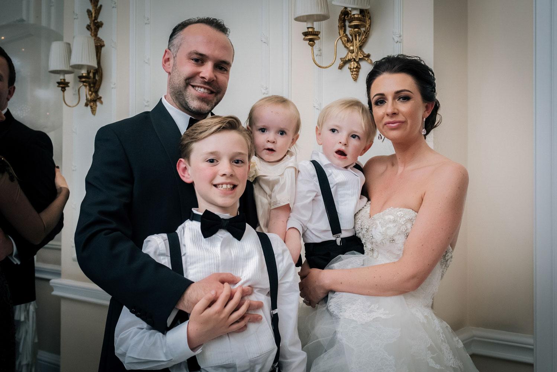 wedding savoy family