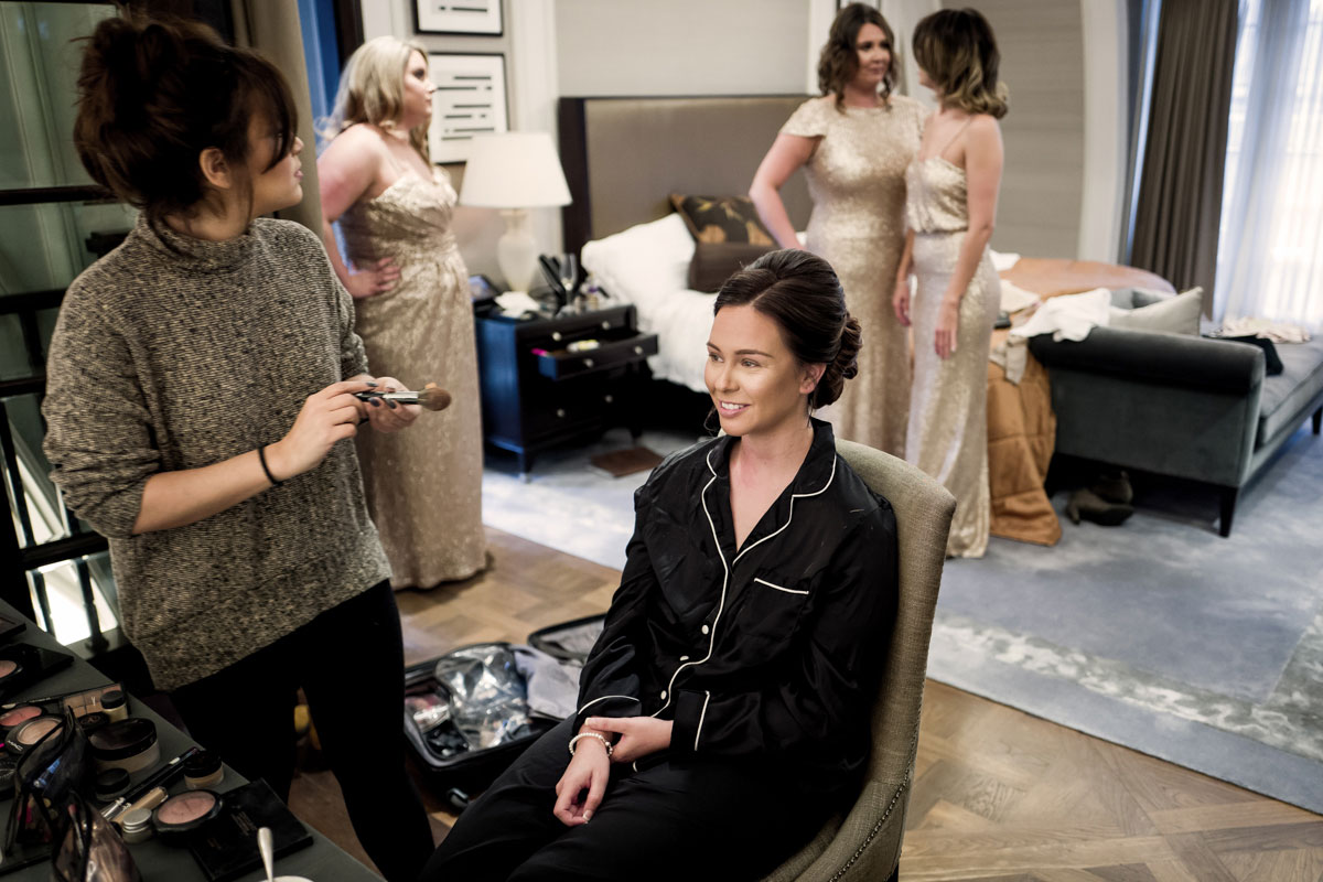 London photographers Jez and weddings
