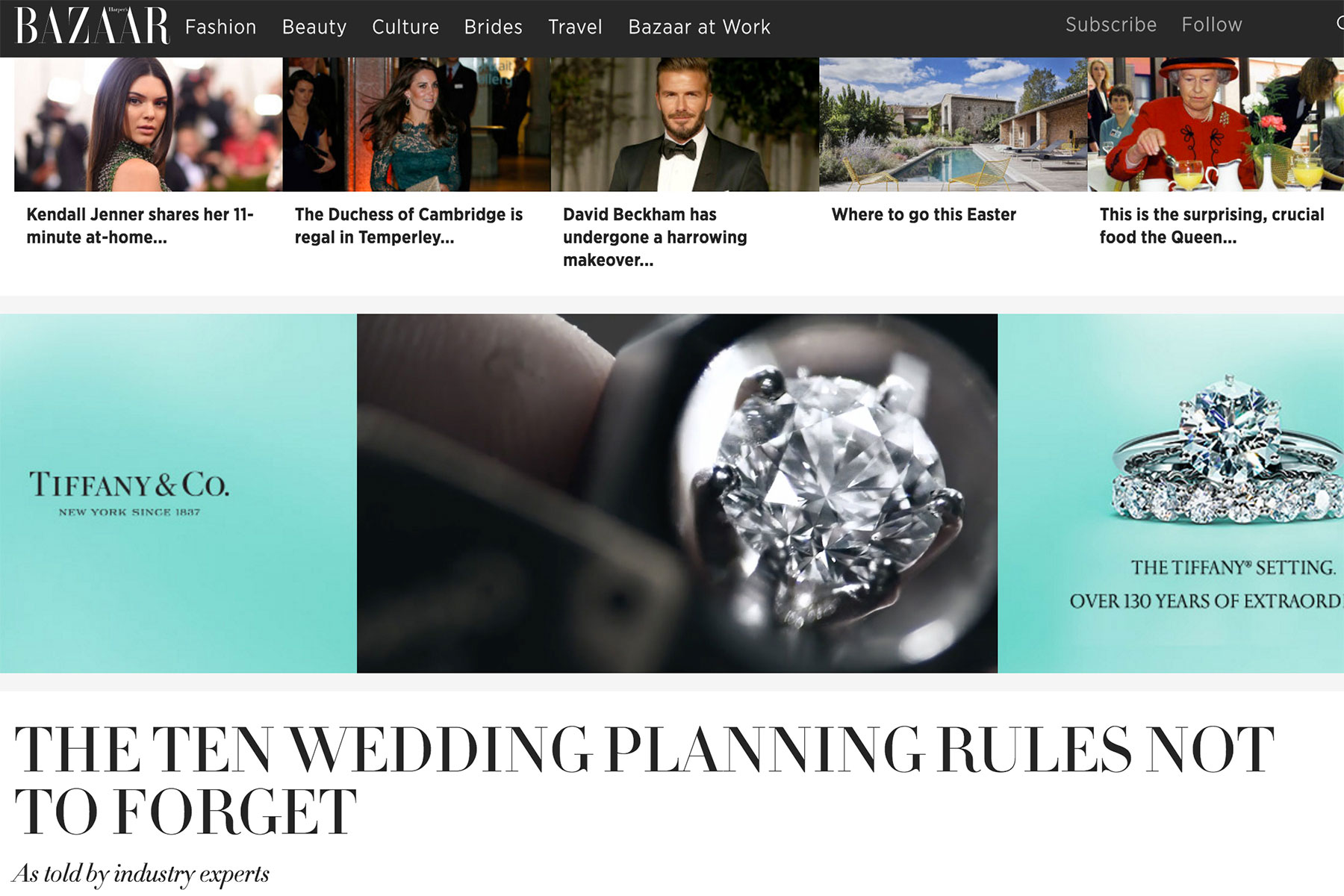 london wedding planning