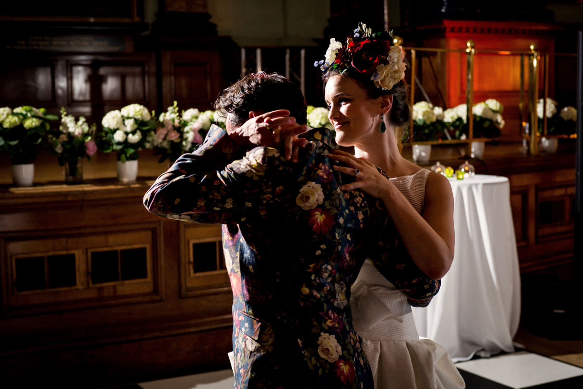 chelsea wedding dancing