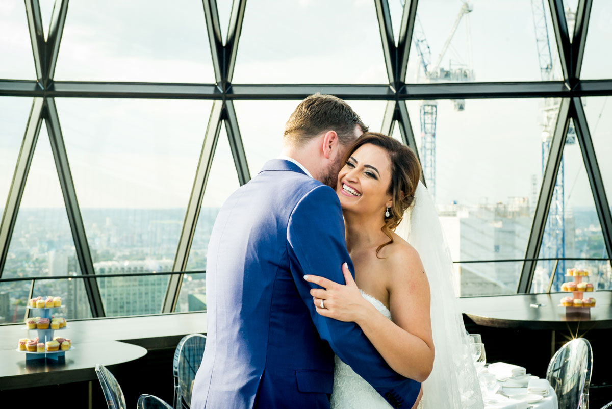 gherkin wedding
