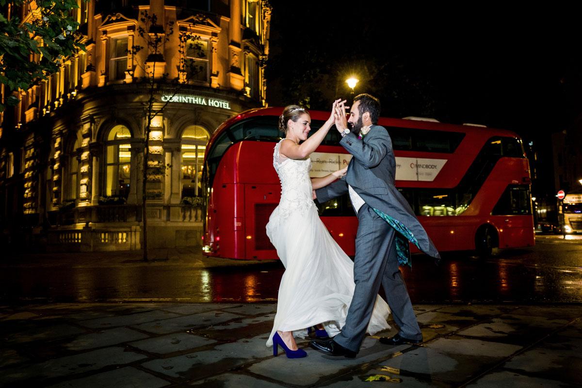 jewish corinthia wedding