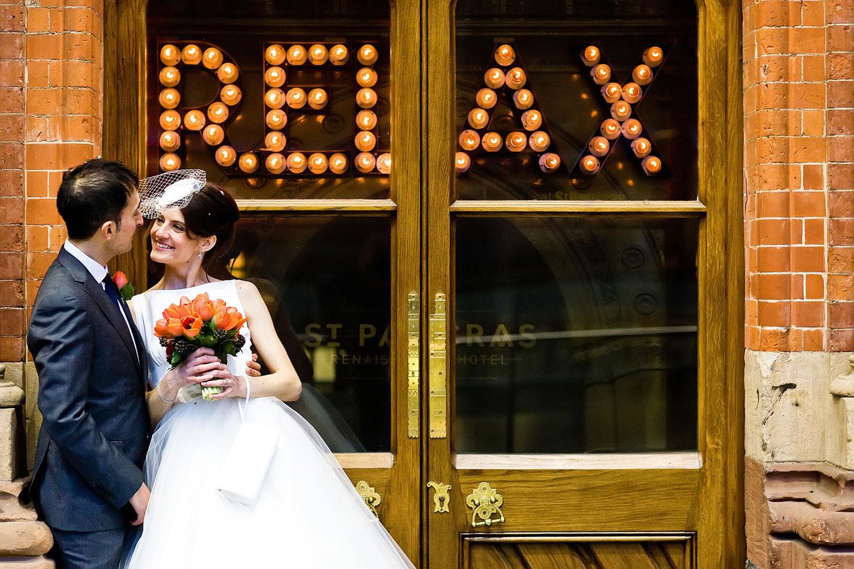 wedding photographers style