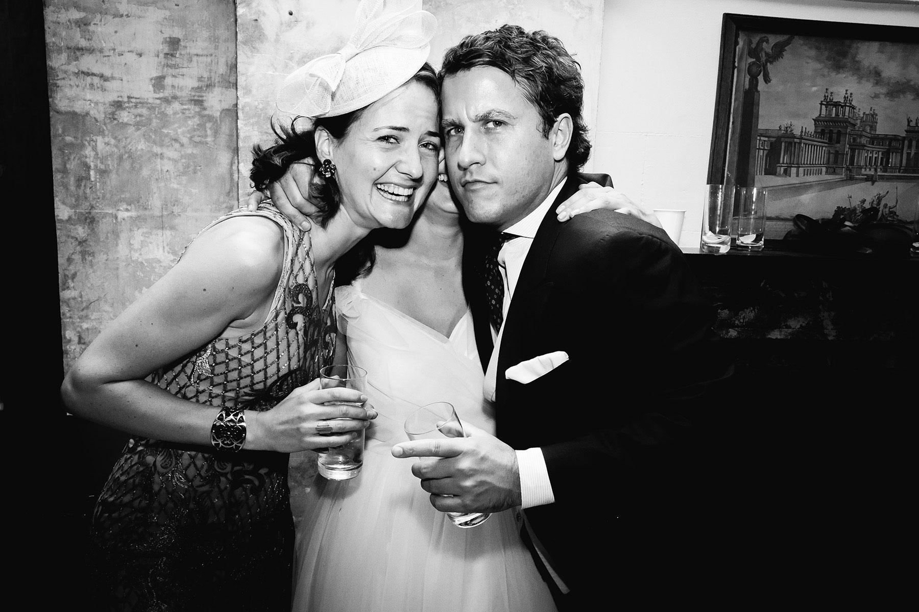 black white wedding photographers
