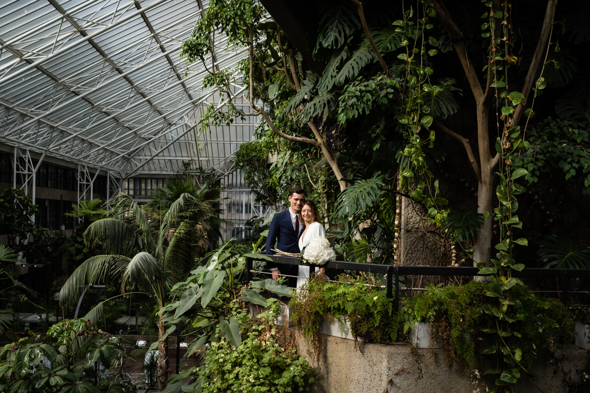 barbican wedding